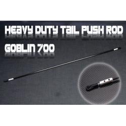 Heavy Duty Tail Push Rod -Goblin 700