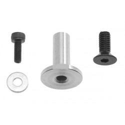 Guide pulley support - Rear side (MSH71008)