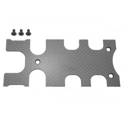 Carbon cover Frame rear plate (MSH71016)
