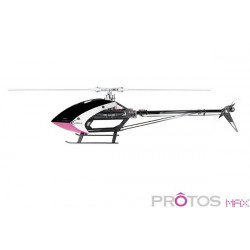 Protos MAX (700 - 800) with Motor, Brain and ESC MSH/YGE 160HV - Without Main and tail blades (MSH71501)