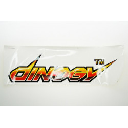 Sticker Dynogy 310mm x 94mm (1pcs)