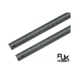 450L Carbone Fiber Tail Boom Matt surface 11x12x387mm (mat) (T450LM)