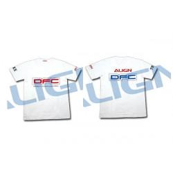 Align DFC T-Shirt XXL White (HOC00204-XXL)