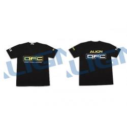 Align DFC T-Shirt XXL Black (HOC00205-XXL)
