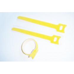 150mm Battery Belt Yellow / Sangle (3pcs)