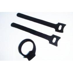 150mm Battery Belt Black / Sangle (3pcs)