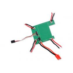 GPS power board QRX350