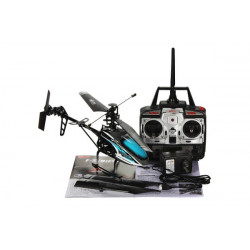 MJX F646 Helicoptere Mono rotor 4CH 2.4Ghz Blue