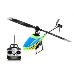 MJX F648 Helicoptere 2.4Ghz 4CH Flybarless