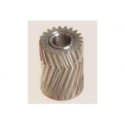 Pinion for herringbone gear 21 teeth M0.5 for LOGO (04121)