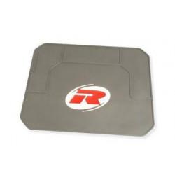 """Tapis d'établis """"mini"""" gris (24.9x19.5 cm) (R13004)"""