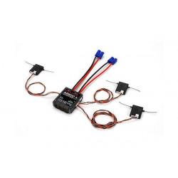 Spektrum recepteur AR9110 DSM2 9-Voies PowerSafe (SPMAR9110)