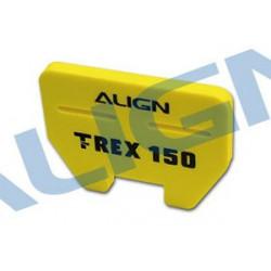 T-rex 150 Main Blade Holder/porte pales mousse (H15H007XXT)