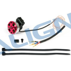 150MT Tail Motor Assembly/ Support moteur anticouple (HML15M02T)