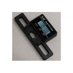 Digital pitch / incidencemetre digital