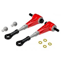 T-REX 450 L / PRO - Ultra DFC Arm - Set - Red Devil (LX0606)