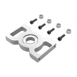 Pallier d'axe principal inferieur/Lower main shaft bearing block LOGO 480 (04818)