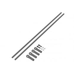 Hauban de tube de queue/Tail boom brace LOGO 480 (04826)
