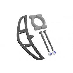 Stabilisateur horizontal carbone/Carbon horinzontal fin LOGO 480 (04827)