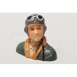 WW2 Classic Era Parkfly Pilot 39mmx42mmx23mm (Green)