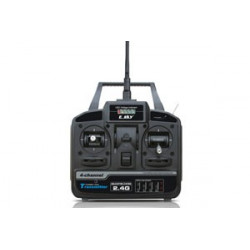 NEW Transmitter 6CH 2.4GHz Mode 1 CCPM TX (For 600 helicopter) (old EK2-0406H-242)