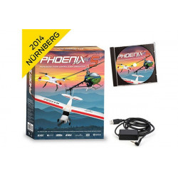 Simulation Phoenix R/C Pro Simulator V5.0 (RTM5000)