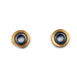Bearing 4x7x2.5 with copper cover ESKY500 (2 pcs)