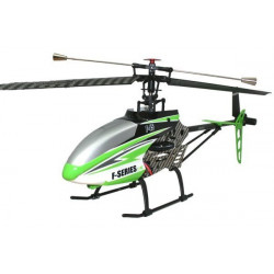 MJX F645 Shuttle Helicoptere 4CH 2.4Ghz Green