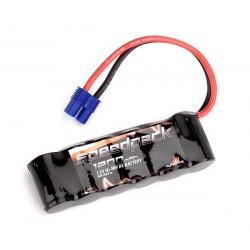 7.2V 1200mAh Ni-MH Battery Long with EC3 Minis 1/18 (DYN1473)