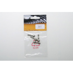 ACME 1/10 Rc Car M5 Ball head screw 4pcs