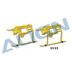 150 DFC Landing Skid- Yellow (H15F001XET)
