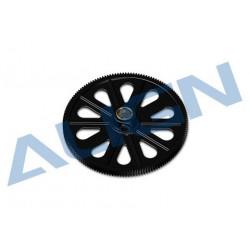 145T M0.6 Autorotation Tail Drive Gear set-Black T-REX 500 series (H50019AAT)