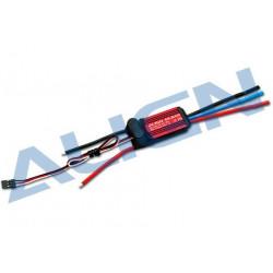 Align RCE-BL45X Brushless ESC (Governer Mode, Bec, 2/6S,45A) (HES45X01T)