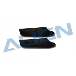 40 Carbon Fiber Tail Blade Trex 250 (HQ0400BT)