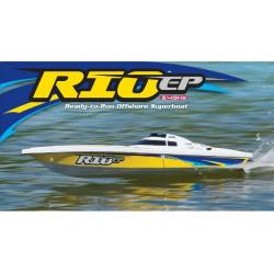 Rio EP Superboat RTR 2.4Ghz Aquacraft (AQUB1800)