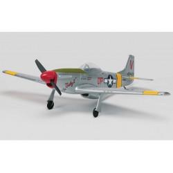 Flyzone Aircore Airframe P-51 Mustang ARF (FLZA3904)