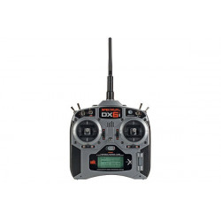 Nouvelle Radio Spektrum DX6i 6ch DSMX avec Recepteur AR610 Mode 1 (SPM6630)