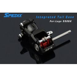 Boitier anticouple/Integrated tail box LOGO 550SX (SPX91017)