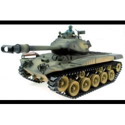 Tank US M41A3 WALKER BULLDOG 1:16 - Metal Upgrade 2.4Ghz - Dark Green (TG3839-1PRO)