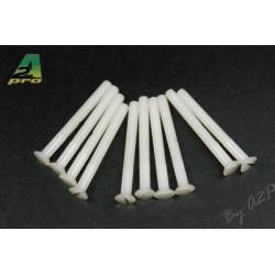 Vis TF nylon 4x40mm (10 pcs) (26440)