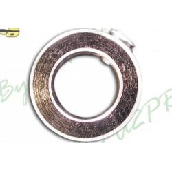 Bague d'arrêt de roue 6mm + Clef (4274)
