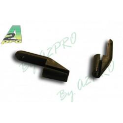 Clip de sécurité nylon pour corde à piano 2mm (6011)