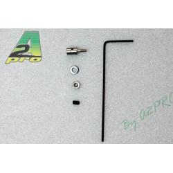 Domino pour fixation corde à piano 1mm / servo (4 pcs) (6203)