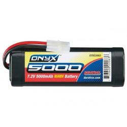 Duratrax 7.2V 5000mAh NiMH Batterie Stick Standard Connector (DTXC2063)