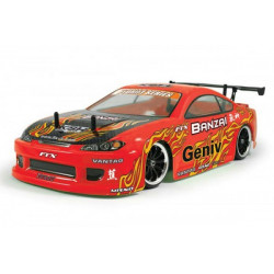 FTX BANZAI 1/10 BRUSHED DRIFT 4WD RTR 2.4GHZ/WATERPROOF (FTX5529)