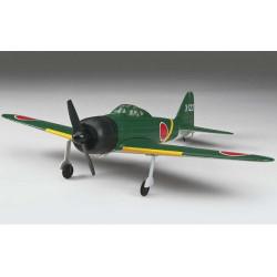 AirCore Avion Warbird Zero ARF Green (Airframe sans electronique) (FLZA3909)