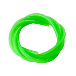 Durite Silicone verte /Nitro Tube Sinicon (2.5x5.0mm) Green x1m (HA092G)