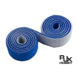 Sangles / Hook and loop fastening tape BLUE (HA7002BLU)