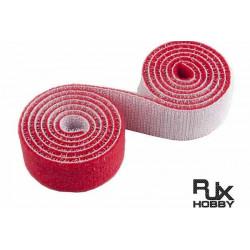 Sangle / Hook and loop fastening tape RED (HA7002R)