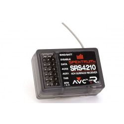 SRS4210 DSMR AVC Surface Receiver (SPMSRS4210)